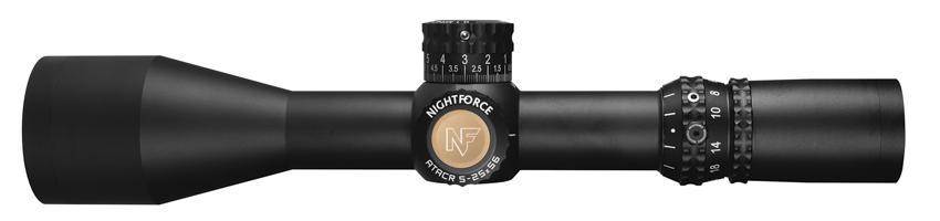 Nightforce ATACR 5-25×56 F1