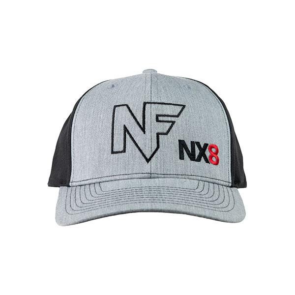 A531_NX8_Grey_Hat - A531_NX8_Grey_Hat_Front