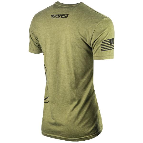 JPG - A569_Wrap_Around_Medallion_Black_on_Military_Green_Mens_B_Right