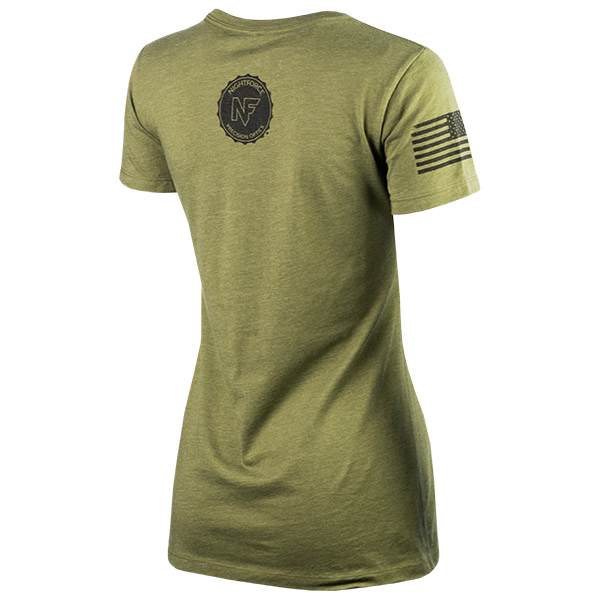 JPG - A583_Rugged_Reliable_Repeatable_Black_on_Military_Green_Womens_B_Right