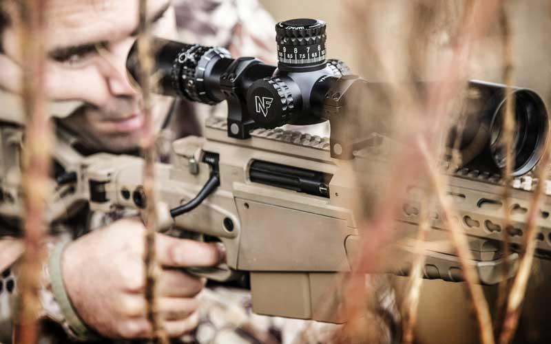 Nightforce Rifle Scopes.