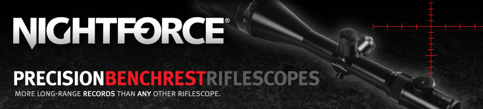 Nightforce Benchrest